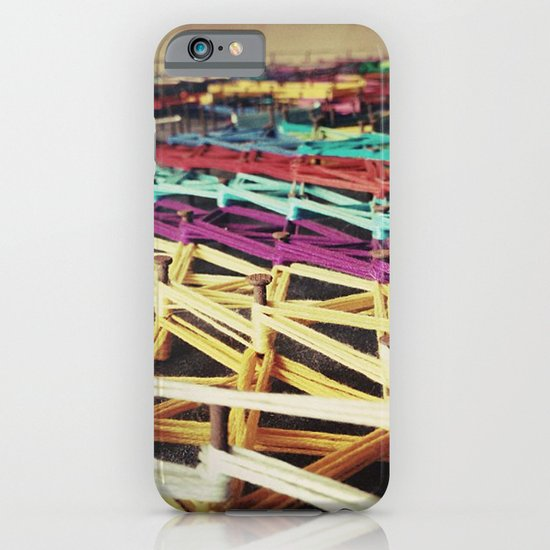 fabrical colours iPhone & iPod Case