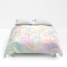 GS Geometric Abstrac 09BC S6 Comforters