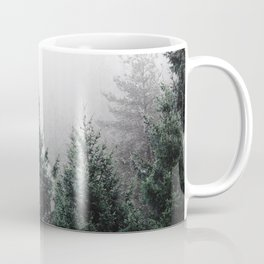 Misty Forest Coffee Mug