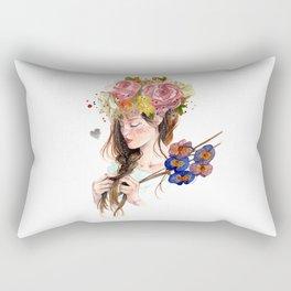 valentines day Rectangular Pillow