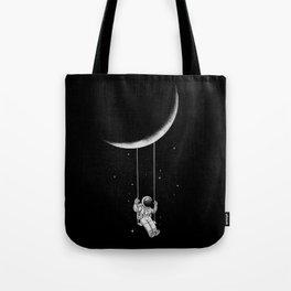 Moon Swing Tote Bag