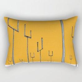 origin of symmetry Rectangular Pillow