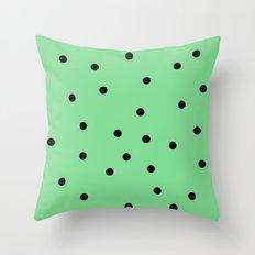 Mint Chip Throw Pillow