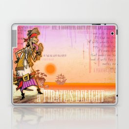 A Pirate's Delight Laptop & iPad Skin
