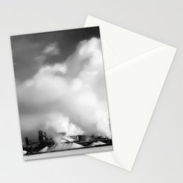 Essar Steel winter Stationery Cards