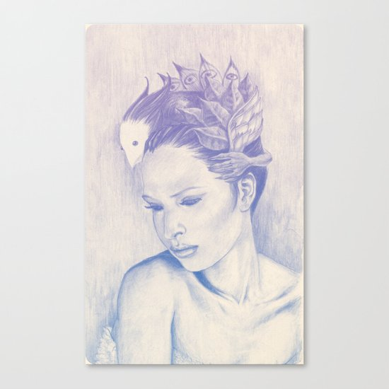 Head Candy Canvas Print