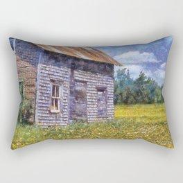 Field of Memories Rectangular Pillow
