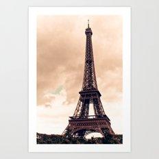 A Beautiful View Art Print