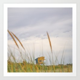 Lakes Entrance 1 Art Print