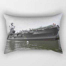 The Intrepid Rectangular Pillow