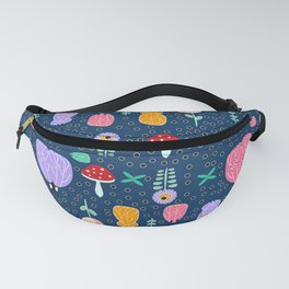 Insects at night Fanny Pack