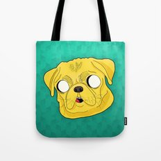 Jake the dog Tote Bag