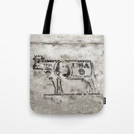 BW Cash Cow Tote Bag
