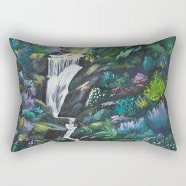 Waterfall by MRT Rectangular Pillow