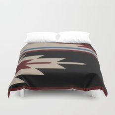 American Native Pattern No. 47 Duvet Cover