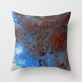 Riverine Throw Pillow