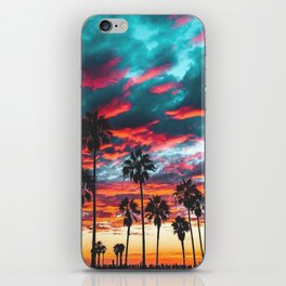 Sunset iPhone Skin