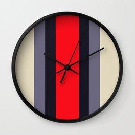 Classic Lines Wall Clock