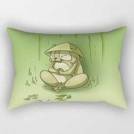 the trader's spirit Rectangular Pillow