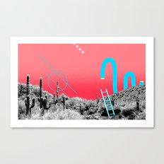 Carrizo Plain Canvas Print