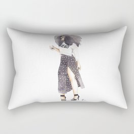 NaturalNERD Rectangular Pillow