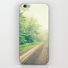 The First Step is the Dream iPhone & iPod Skin