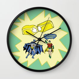 Holy Twinkie! Wall Clock
