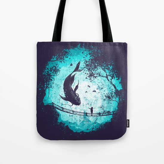 My Secret Friend Tote Bag