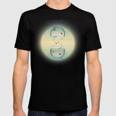 Goldfish Infinity X-LARGE Black Mens Fitted Tee