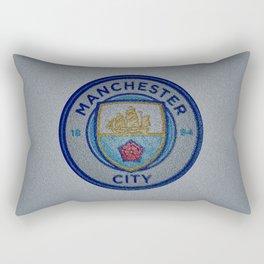 The Citizen Rectangular Pillow