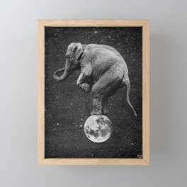 Big Top Framed Mini Art Print