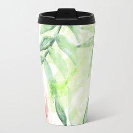 Abstract Tropical Pattern I Travel Mug