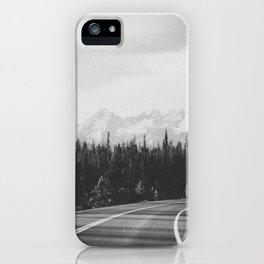 ON THE ROAD XXVI iPhone Case