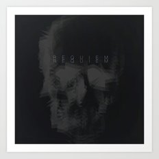 Requiem - Art Print