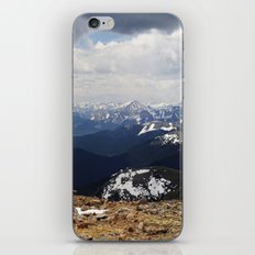 The Front Range iPhone & iPod Skin