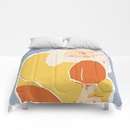 Feeling Blue Comforters