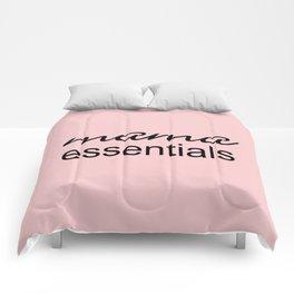 Mama Essentials Pantone 2016-Rose Quartz Comforters