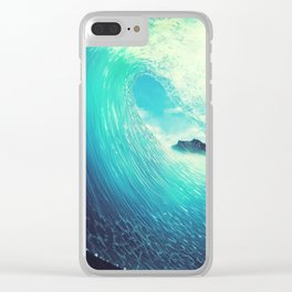 Inside Clear iPhone Case