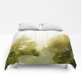 mountain route Comforters