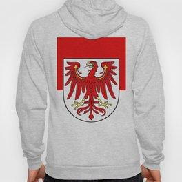 Flag of brandenburg Hoody