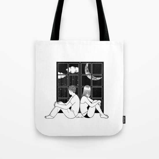 Nothing in Common Tote Bag