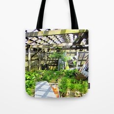 Nature Taking Over 3 Tote Bag