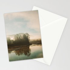 Calm Lake Stationery Cards