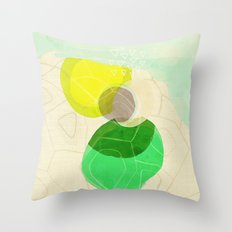 One More Chance Throw Pillow