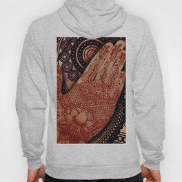 Henna Indian Yoga Buddhism Work Out 2 Hoody