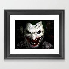 Its Dead Funny Framed Art Print