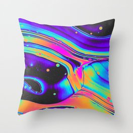 FLOWER CALLED NOWHERE Throw Pillow