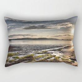 Paignton Seafront Rectangular Pillow