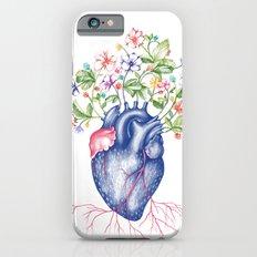 Strawberry Heart  Slim Case iPhone 6s
