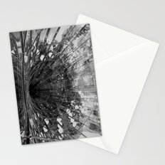 Into the abyss Stationery Cards